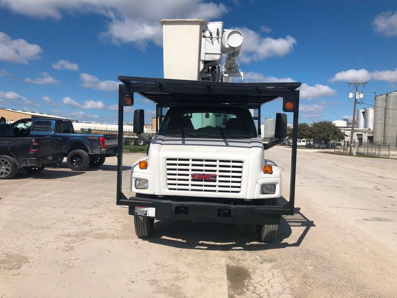 2005 GMC 7500 FORESTRY BOOM TRUCK  city TX  North Texas Equipment  in Fort Worth, TX