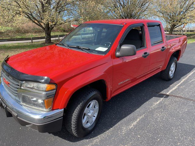 2005 Gmc-Crew Cab! 4x4! Canyon-SHOWROOM CONDITION SLE-AUTO CARMARTSOUTH.COM