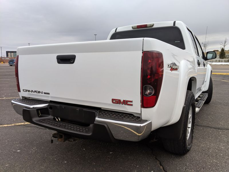 2005 GMC Canyon 1SF SLE Z71  Fultons Used Cars Inc  in , Colorado