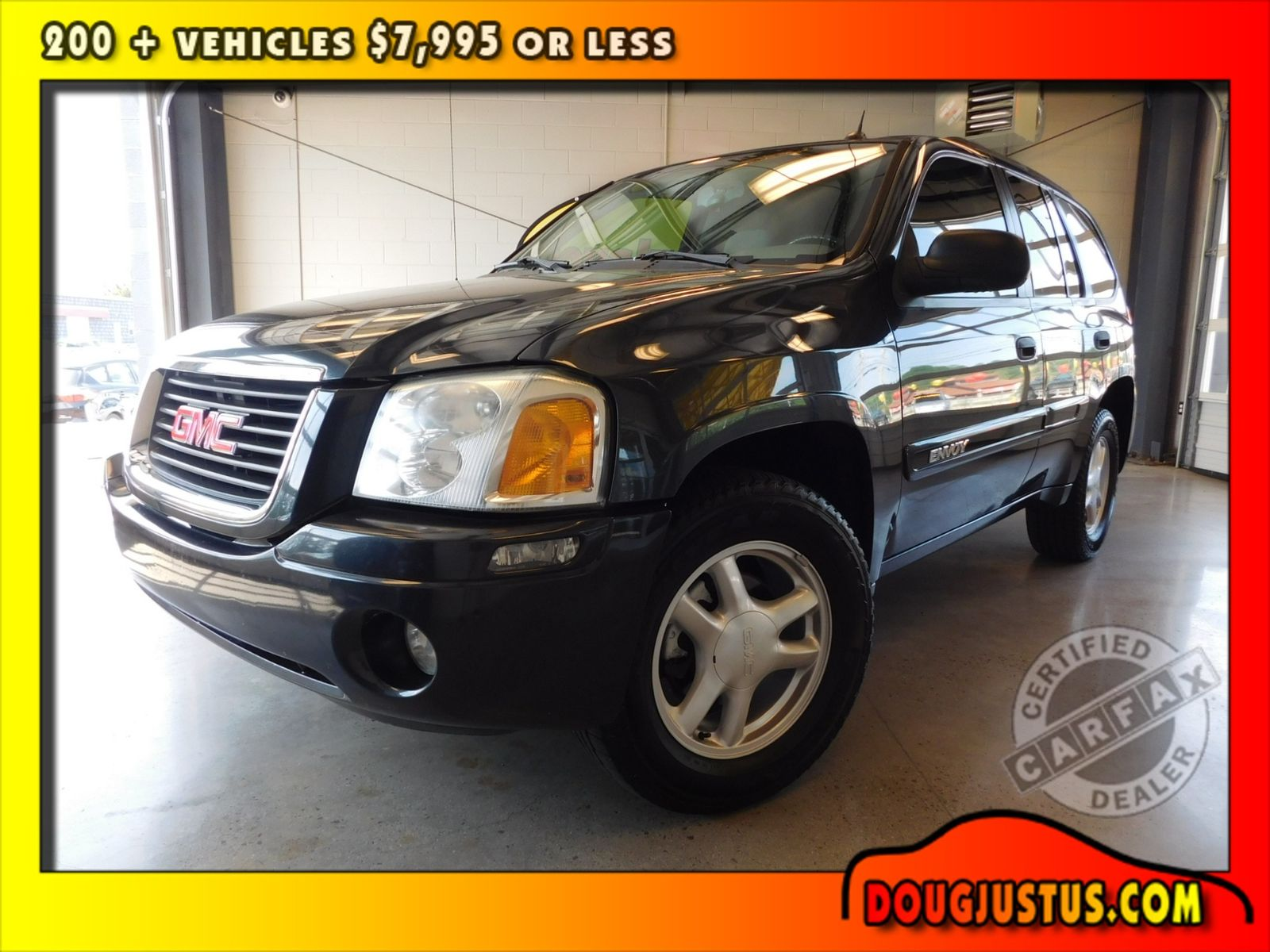 2005 GMC Envoy SLE city TN Doug Justus Auto Center Inc in Airport Motor  Mile ...