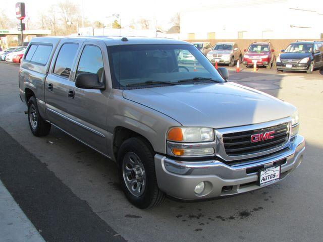 2005 GMC Sierra 1500 SLE Crew Cab in American Fork, Utah 84003