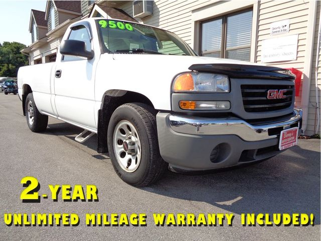 2005 GMC Sierra 1500 Work Truck in Brockport NY, 14420