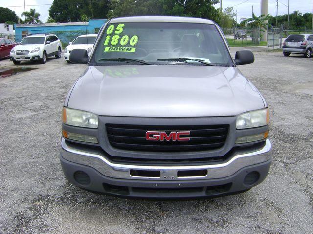 2005 GMC Sierra 1500 REGULAR CAB in Fort Pierce, FL 34982