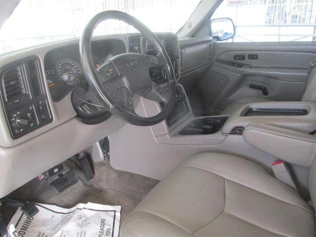 2005 GMC Sierra 1500 SLT Gardena, California 4