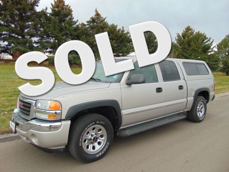 2005 GMC Sierra 1500 SLE  city MT  Bleskin Motor Company   in Great Falls, MT