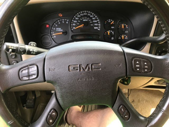2005 GMC Sierra 1500 SLE Knoxville, Tennessee 17