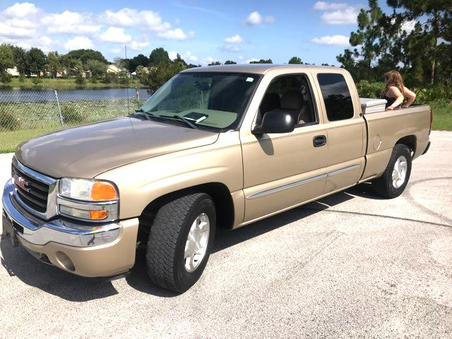 2005 GMC Sierra 1500 SLE Knoxville, Tennessee 2