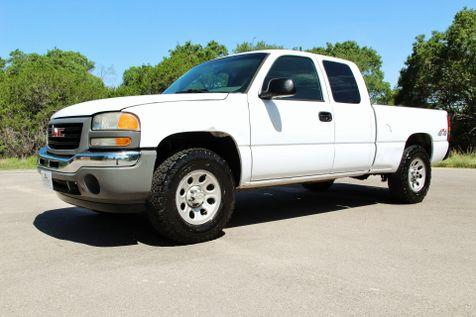 2005 GMC Sierra 1500 4x4 in Liberty Hill , TX