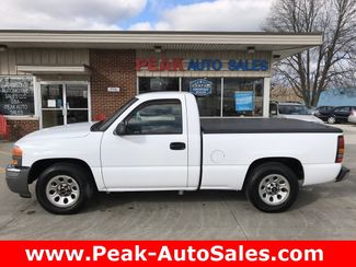 2005 GMC Sierra 1500 Work Truck in Medina, OHIO 44256