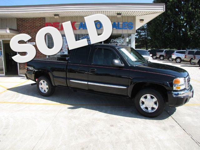 2005 GMC Sierra 1500 SLE in Medina OHIO, 44256