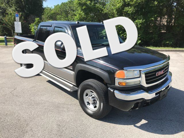 2005 GMC Sierra 2500 SLE Knoxville, Tennessee