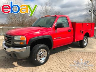 2005 Gmc Sierra 2500 Utility Rcab 6.0L V8 ONLY 65K MILES 1-OWNER MINT in Woodbury, New Jersey 08093