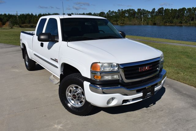 2005 GMC Sierra 2500 SLE Walker, Louisiana 1