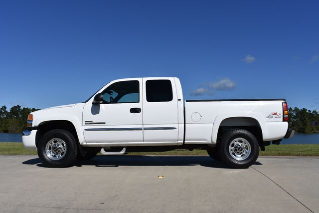 2005 GMC Sierra 2500 SLE Walker, Louisiana 6