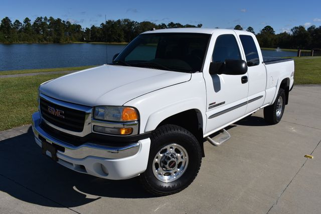 2005 GMC Sierra 2500 SLE Walker, Louisiana 5