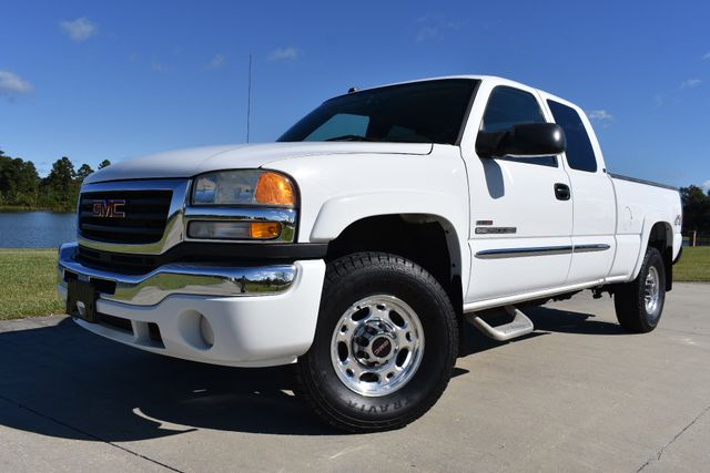 2005 GMC Sierra 2500 SLE Walker, Louisiana 4