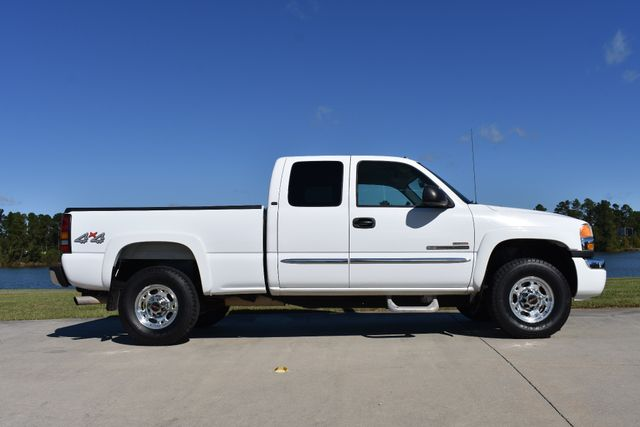 2005 GMC Sierra 2500 SLE Walker, Louisiana 2