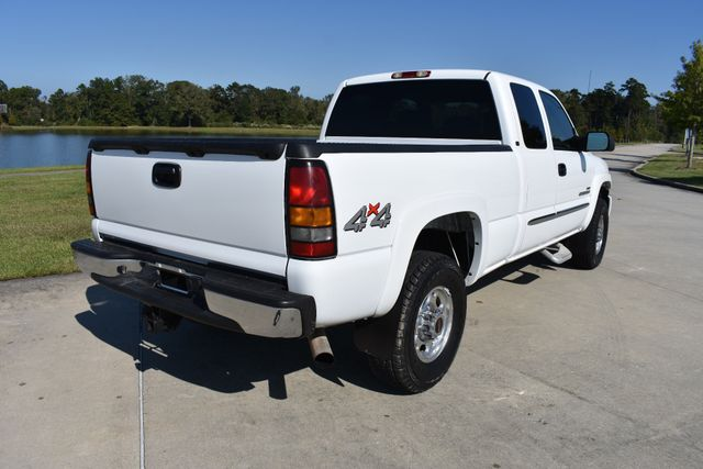 2005 GMC Sierra 2500 SLE Walker, Louisiana 3