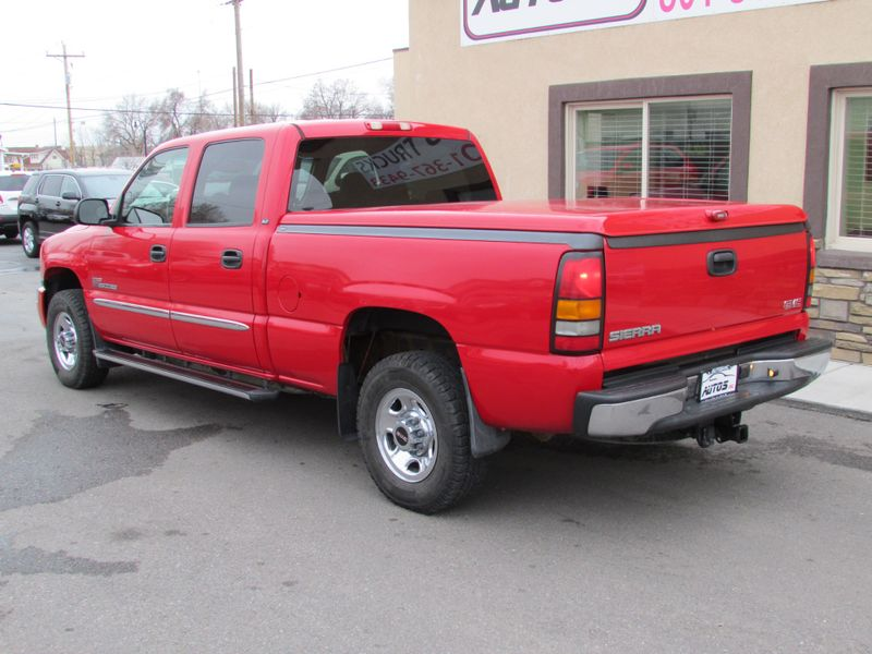 2005 GMC Sierra 2500HD SLT Crew Cab Duramax  city Utah  Autos Inc  in , Utah