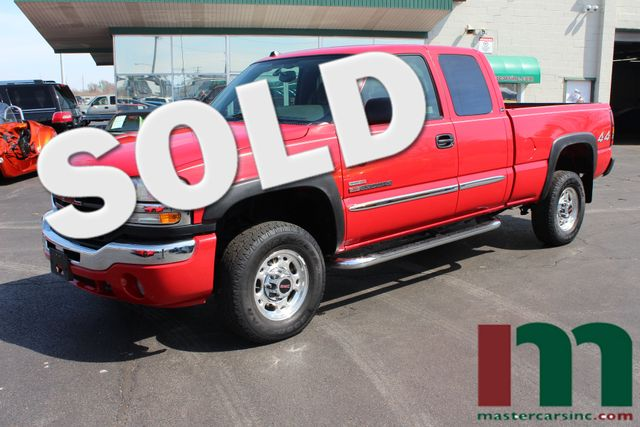 2005 GMC Sierra 2500HD SLE | Granite City, Illinois | MasterCars Company Inc. in Granite City Illinois