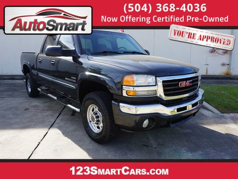 2005 GMC Sierra 2500HD SLE in Harvey, LA