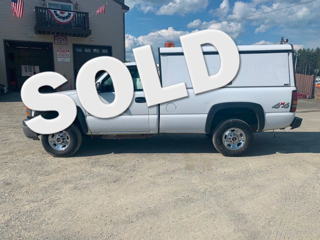 2005 GMC Sierra 2500HD Work Truck Hoosick Falls, New York