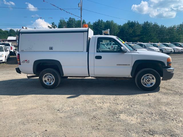 2005 GMC Sierra 2500HD Work Truck Hoosick Falls, New York 2