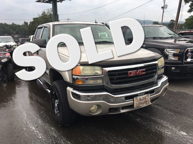 2005 GMC Sierra 2500HD SLT - John Gibson Auto Sales Hot Springs in Hot Springs Arkansas