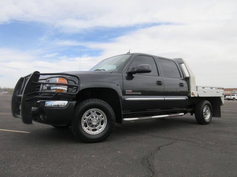2005 GMC Sierra 2500HD SLT  Fultons Used Cars Inc  in , Colorado