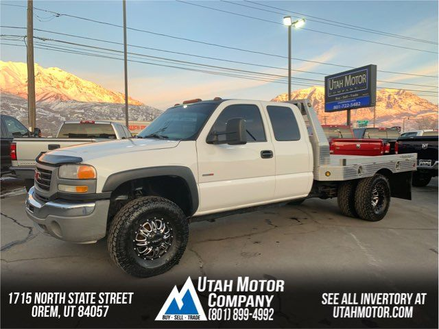2005 GMC Sierra 3500 WT | Orem, Utah | Utah Motor Company in  Utah