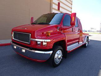 2005 GMC TC4500 4500 REGENCY PKG WESTERN HAULER FLATBED in Corpus Christi, TX 78412