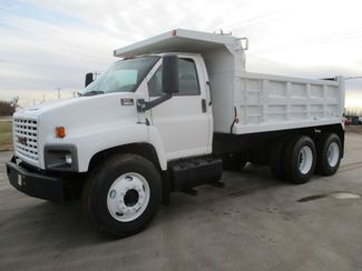 2005 GMC TC8500 Tandem DUMP TRUCK AUTO 73K Lake In The Hills, IL