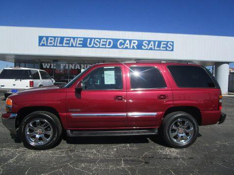 2005 GMC Yukon SLE in Abilene, TX