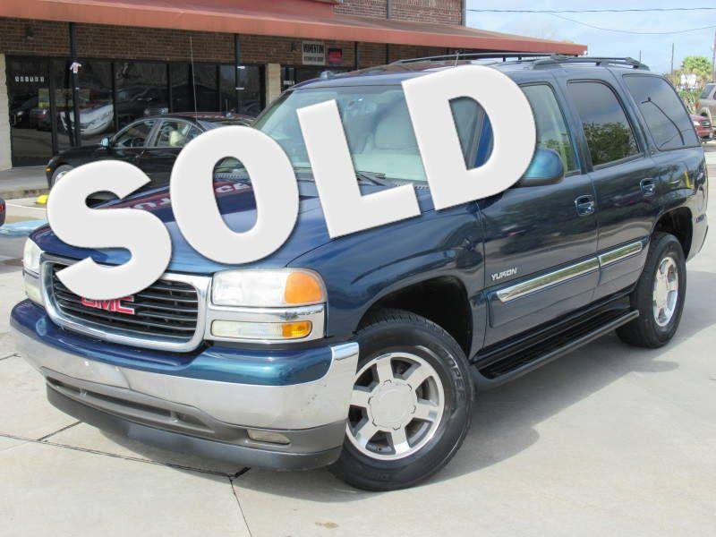 2005 GMC Yukon SLT | Houston, TX | American Auto Centers in Houston TX
