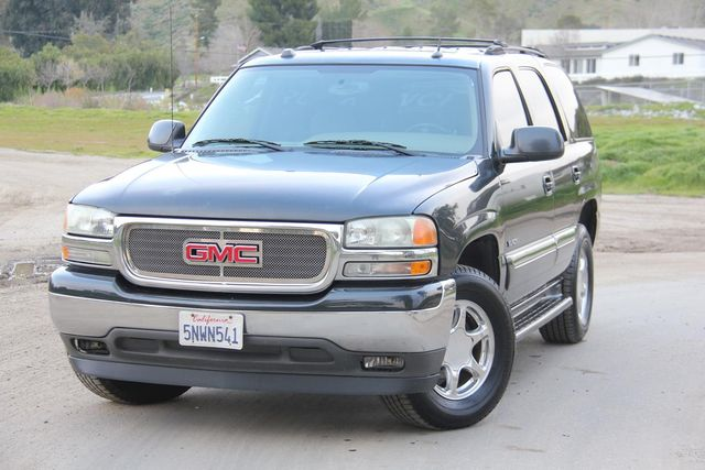 2005 GMC Yukon SLT Santa Clarita, CA 4