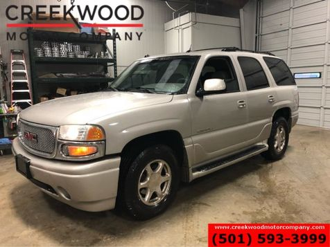 2005 GMC Yukon Denali 1 Owner AWD 4x4 Nav Sunroof Tv Dvd Chrome CLEAN in Searcy, AR