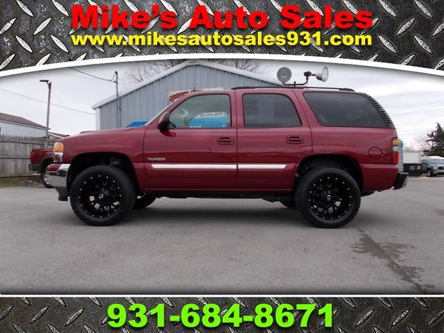 2005 GMC Yukon SLE Shelbyville, TN