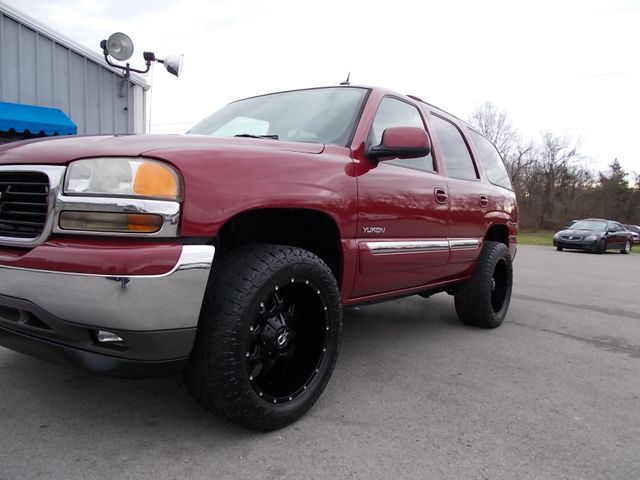 2005 GMC Yukon SLE Shelbyville, TN 5