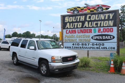 2005 GMC Yukon XL SLT in Harwood, MD