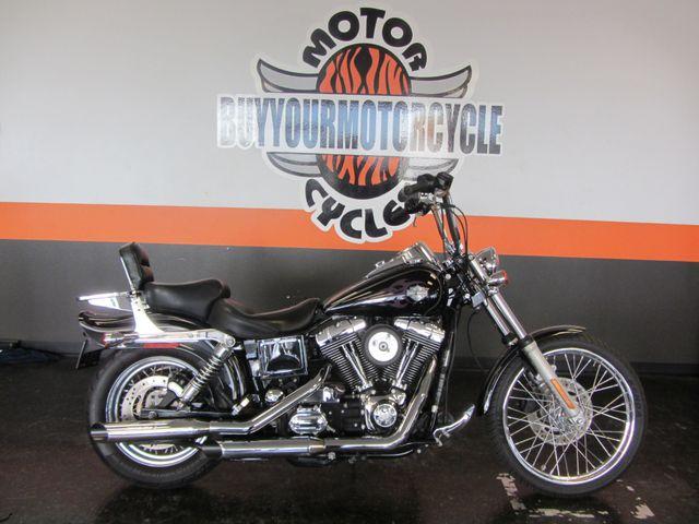 2005 Harley-Davidson Dyna Glide Wide Glide®