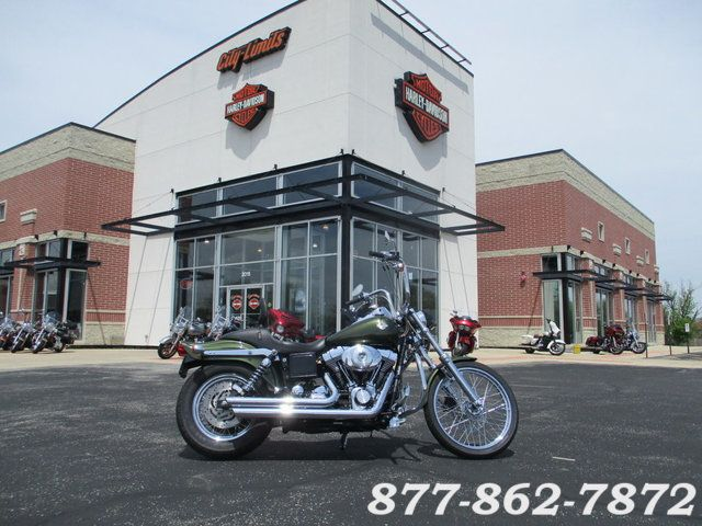 2005 Harley-Davidson DYNA WIDE GLIDE FXDWG WIDE GLIDE FXDWG