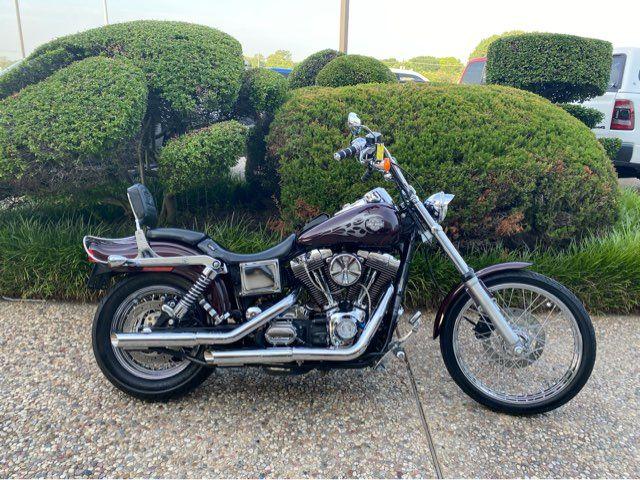 2005 Harley-Davidson Dyna Wide Glide FXDWGI