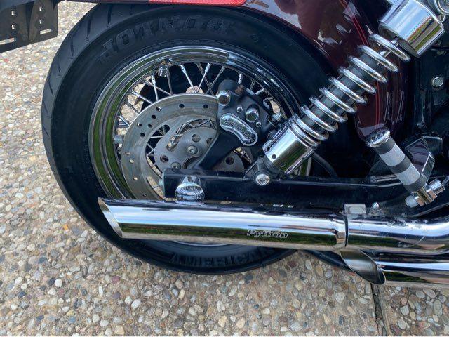 2005 Harley-Davidson Dyna Wide Glide FXDWGI in McKinney, TX 75070