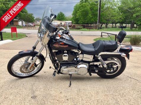 2005 Harley-Davidson DYNA WIDE GLIDE   in Wylie, TX