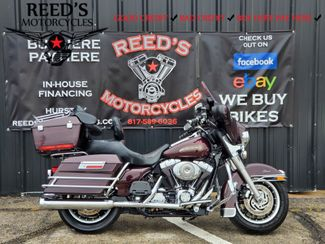 2005 Harley-Davidson Electra Glide Classic in Hurst Texas