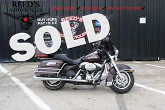 2005 Harley Davidson Electra Glide Classic in Hurst Texas