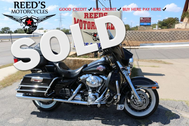 2005 Harley Davidson Electra Glide Ultra Classic | Hurst, Texas | Reed's Motorcycles in Hurst Texas