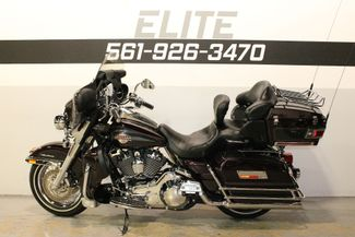 2005 Harley Davidson Electra Glide Ultra Classic FLHTCUI Boynton Beach, FL 9