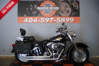 2005 Harley-Davidson Fat Boy FLSTFI Jackson, Georgia