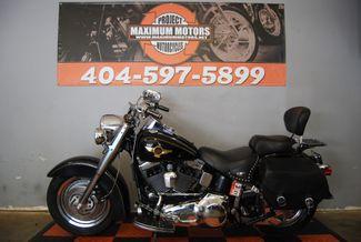 2005 Harley-Davidson Fat Boy FLSTFI Jackson, Georgia 13